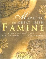 Cover of: Mapping the Great Irish Famine