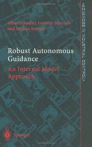 Cover of: Robust Autonomous Guidance