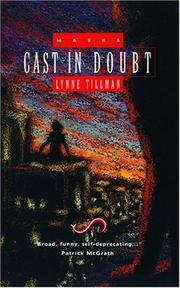 Cover of: Cast in Doubt (Masks)