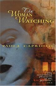 Cover of: The Woman Watching