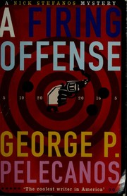 Cover of: A Firing Offense (Five Star Title)