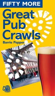 Cover of: Fifty More Pub Crawls
