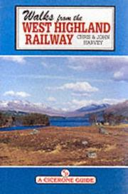 Cover of: Walks from the West Highland Railway (A Cicerone Guide)