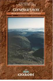 Cover of: Glyndwr's Way (British Long-distance Trails)