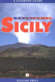Cover of: Walking in Sicily (Cicerone International Cycling)