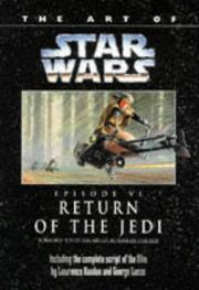 "Cover of: The Art of ""Star Wars"""