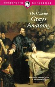 Cover of: The Concise Gray's Anatomy