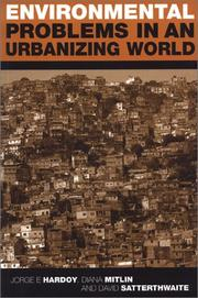 Cover of: Environmental Problems in an Urbanizing World