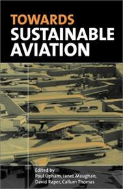 Cover of: Towards Sustainable Aviation