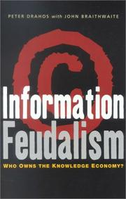 Cover of: Information feudalism