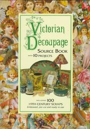 Cover of: Victorian Decoupage