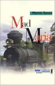 Cover of: Mad Maria