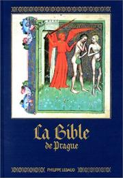 Cover of: La Bible de Prague