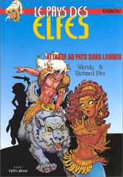 Cover of: Le Pays des elfes - Elfquest, tome 2