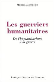 Cover of: Les Guerriers humanitaires