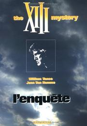 Cover of: XIII, tome 13, L'enquête