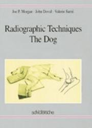 Cover of: Radiographic Techniques