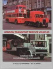 Cover of: London Transport Service Vehicles