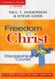 Cover of: Freedom in Christ (Leaders Guide)