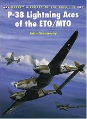 Cover of: P-38 Lightning Aces of the ETO/MTO