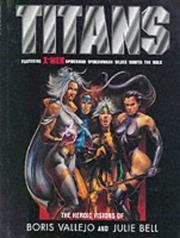 Cover of: Titans of Marvel