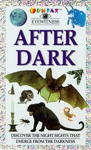 Cover of: After Dark (Funfax Eyewitness Books)