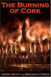 Cover of: The Burning of Cork
