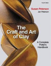 Cover of: The Craft and Art of Clay