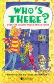 Cover of: Who's There? (Humour)