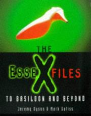 Cover of: The Essex Files