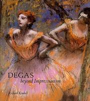 Cover of: Degas