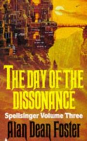 Cover of: The day of the dissonance