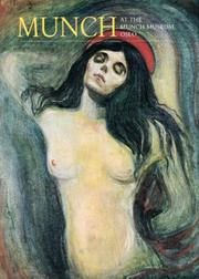 Cover of: Munch At The Munch Museum