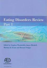 Cover of: Eating Disorders Review