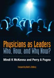 Cover of: Physicians as Leaders