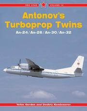Cover of: Antonov's Turboprop Twins: AN-24/-26/-30/-32