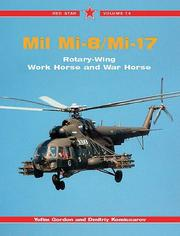 Cover of: Mil Mi-8 and Mi-17 -Rotary Wing Workhorse and War Horse -Red Star Volume 14 (Red Star)