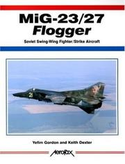Cover of: MiG-23/27 Flogger