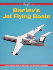 Cover of: Beriev's Jet Flying Boats (Red Star)