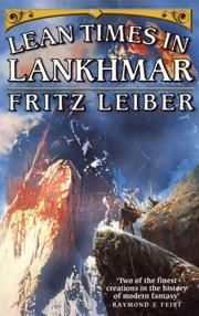 Cover of: Lean Times in Lankhmar