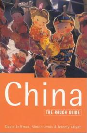 Cover of: The Rough Guide to China