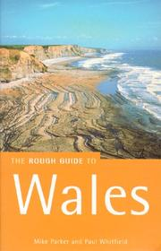 Cover of: The Rough Guide to Wales 3 (Rough Guide Travel Guides)