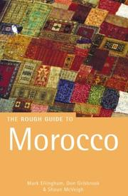 Cover of: The Rough Guide to Morocco
