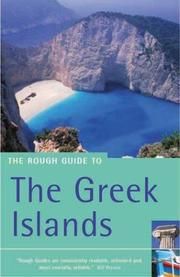 Cover of: The Rough Guide to The Greek Islands
