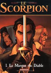 Cover of: Le Scorpion, tome 1