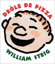 Cover of: Drôle de pizza