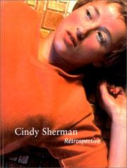Cover of: Cindy Sherman