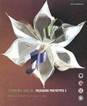 Cover of: Packaging Prototypes 3