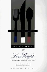 Cover of: Dine Out and Lose Weight