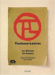 Cover of: Henri de Toulouse-Lautrec, les affiches
